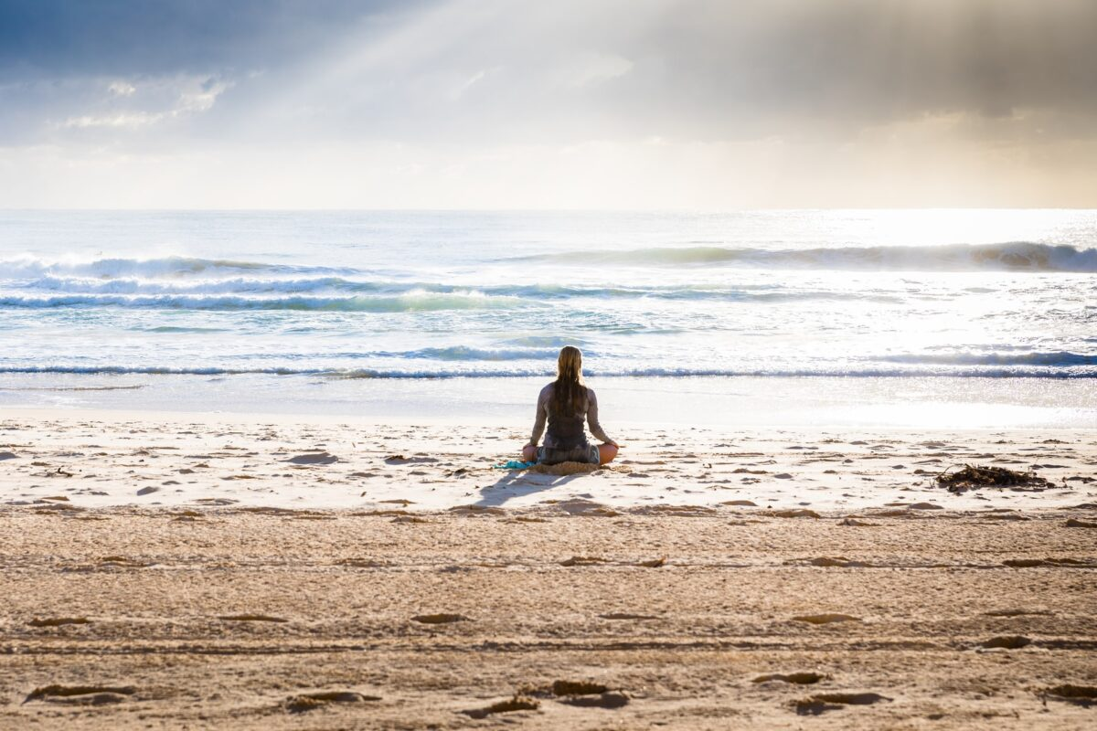 December Meditations to Feel Centered and Less Stressed in the New Year